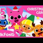 Christmas Sharks | Christmas Carols | + Compilation | Pinkfong Songs for Children