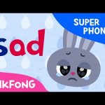ad | Tad is Sad | Super Phonics | Pinkfong Songs for Children