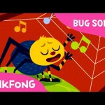 Eentsy Weentsy Spider | Bug Songs | Pinkfong Songs for Children
