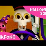 The Spooky Bus  | Halloween Songs | PINKFONG Songs for Children