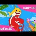 Baby Shark-Rex | Animal Songs | Dinosaur Songs | PINKFONG Songs for Children