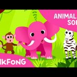 Animals, Animals | Animal Songs | PINKFONG Songs for Children