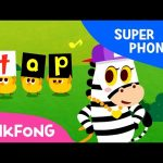 ap | Rap a Tap Tap | Super Phonics | PINKFONG Songs for Children