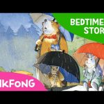 Four Umbrellas | Bedtime Stories | PINKFONG Story Time for Children