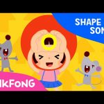 I Can Make a Circle | Shape Songs | PINKFONG Songs
