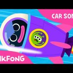 Now, Faster | Car Songs | PINKFONG Songs for Children