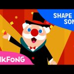Shape Circus | Shape Songs | PINKFONG Songs