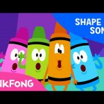 Drawing Shapes | Shape Songs | PINKFONG Songs