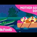 Row, Row, Your Boat | Mother Goose | Nursery Rhymes | PINKFONG Songs for Children
