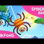 Eentsy Weentsy Spider | Sing and Dance! | Nursery Rhymes | PINKFONG Songs for Children