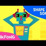 Square Robot | Shape Songs | PINKFONG Songs