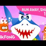 Run Away, Baby Shark ! | 1.5x FASTER | Animal Songs | PINKFONG Songs for Children