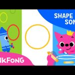 Doodle with Circles | Shape Songs | PINKFONG Songs