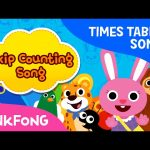 Skip Counting Song | Times Tables Songs | PINKFONG Songs for Children