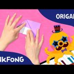 Musical Instruments | Word Power Song With Origami | PINKFONG Origami | PINKFONG Songs for Children