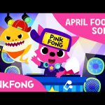 Baby Shock!   EDM Version of Baby Shark   April Fools' Animal Song   PINKFONG Songs for Children