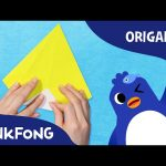 The Penguin Dance | Animal Song With Origami | PINKFONG Origami | PINKFONG Songs for Children