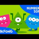 Shape Monsters | Number Songs | PINKFONG Songs for Children