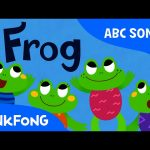 F | Frog | ABC Alphabet Songs | Phonics | PINKFONG Songs for Children