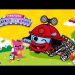[App Trailer] PINKFONG! Cars Coloring Book