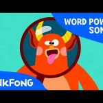 Body | Word Power | PINKFONG Songs for Children
