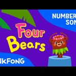 Four Bears   Number Songs   PINKFONG Songs for Children