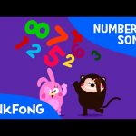 Number Shapes   Number Songs   PINKFONG Songs for Children