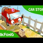 Mini Pumper Saves the Day! | Fire Truck | Car Stories | PINKFONG Story Time for Children