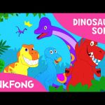 Boom Boom Dino World | Dinosaur Songs | PINKFONG Songs for Children