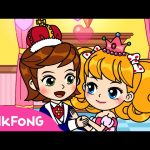 Princess Pinky's Royal Training | Princess Stories | PINKFONG Story Time for Children
