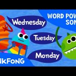 Seven Days | Days of the Week Song | Word Power | PINKFONG Songs for Children