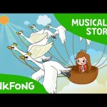 The Wild Swans   Fairy Tales   Musical   PINKFONG Story Time for Children