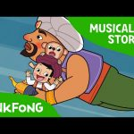Aladdin's Lamp   Fairy Tales   Musical   PINKFONG Story Time for Children