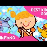 Row, Row, Row Your Boat | Best Kids Songs | PINKFONG Songs for Children