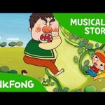 Jack and the Beanstalk   Fairy Tales   Musical   PINKFONG Story Time for Children