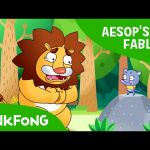 The Lion and the Mouse | Aesop's Fables | PINKFONG Story Time for Children