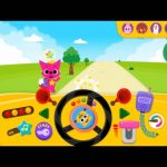 [App Trailer] PINKFONG Car Town