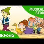 The Golden Goose | Fairy Tales | Musical | PINKFONG Story Time for Children