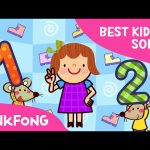One, Two, Buckle My Shoe   Best Kids Songs   PINKFONG Songs for Children