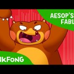 The Bear and Two Friends | Aesop's Fables | PINKFONG Story Time for Children