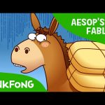 The Donkey and the Salt | Aesop's Fables | PINKFONG Story Time for Children