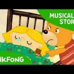 Goldilocks and the Three Bears   Fairy Tales   Musical   PINKFONG Story Time for Children