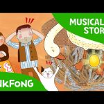 The Goose with the Golden Eggs | Fairy Tales | Musical | PINKFONG Story Time for Children
