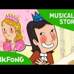 The Princess and the Pea   Fairy Tales   Musical   PINKFONG Story Time for Children