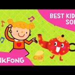 I'm a Little Teapot | Best Kids Songs | PINKFONG Songs for Children