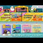 [App Trailer] Kids Art Gallery
