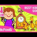 123 Counting Songs   Best Kids Songs   + Compilation   PINKFONG Songs for Children