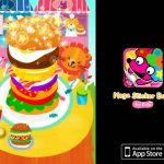 [App Trailer] Mega Sticker Book for Kids
