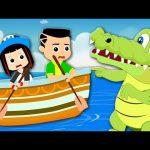 Super Star Ranger   Row Row Row Your Boat   Nursery Rhymes   Kids Songs   Children Rhymes