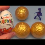 Kinder Surprise Egg Learn-A-Word! Spelling Wildlife Animals!  Lesson 5